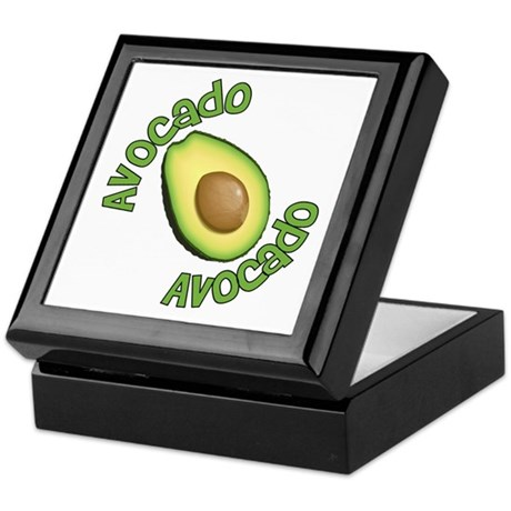 Avocado Avocado Keepsake Box
