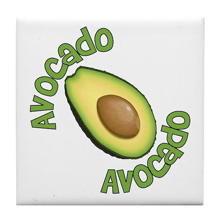 Avocado Avocado Tile Coaster