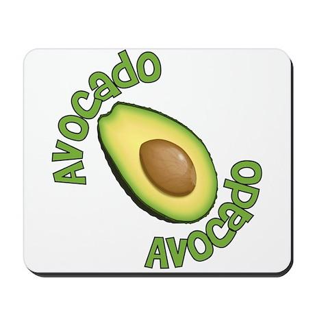 Avocado Avocado Mousepad
