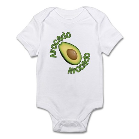Avocado Avocado Infant Bodysuit