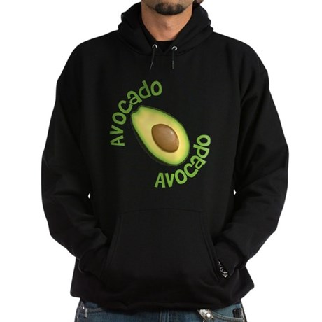 Avocado Avocado Hoodie (dark)