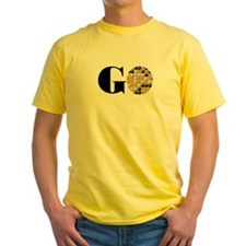 Go word T-Shirt