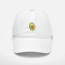 Avocado Baseball Baseball Cap