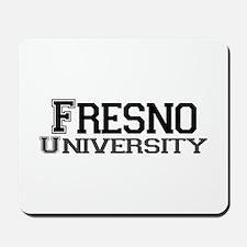 Fresno University Mousepad