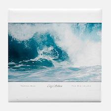Wave Tile Coaster