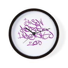 Jason Derek Wall Clock