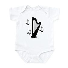 Musical Harp Infant Bodysuit