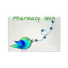 Pharmacist II Rectangle Magnet