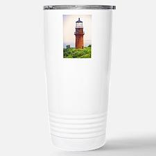 Gay Head Lighthouse Stainless Steel Travel Mug