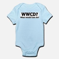 What would Cara do? Infant Creeper