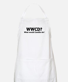 What would Camilla do? BBQ Apron
