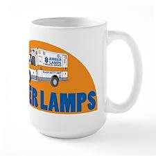 AMBER LAMPS Mug
