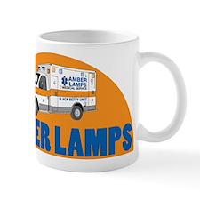 AMBER LAMPS Small Mug
