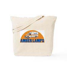 AMBER LAMPS Tote Bag