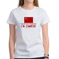 Chinese Chopsticks Tee