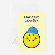 Have a nice Labor Day Greeting Card