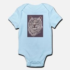 White Tiger Infant Bodysuit