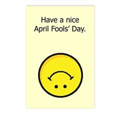 Have a nice April Fools' Day Postcards (Package of