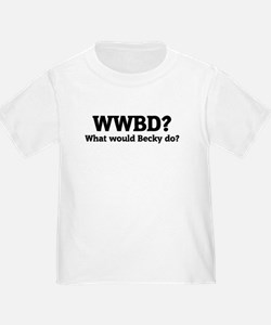 What would Becky do? T
