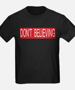 Dont STOP Believing T