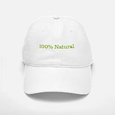 CRAZYFISH 100% natural Baseball Baseball Cap