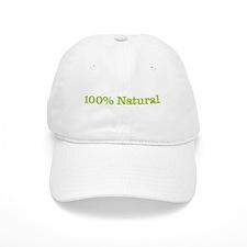 CRAZYFISH 100% natural Baseball Cap