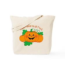 Cutest Punkin' In The Patch Tote Bag