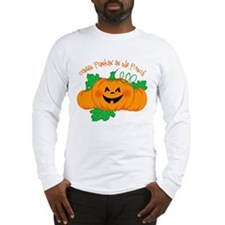 Cutest Punkin' In The Patch Long Sleeve T-Shirt