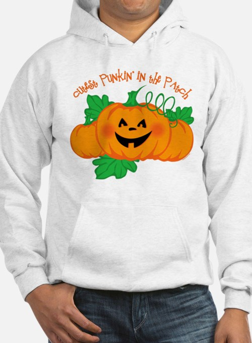 Cutest Punkin' In The Patch Hoodie
