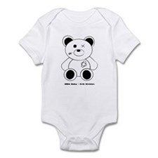 3-teddy Body Suit