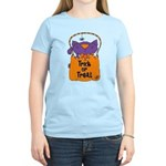 Kitty Trick or Treat Women's Light T-Shirt