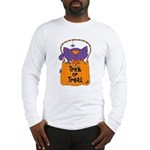 Kitty Trick or Treat Long Sleeve T-Shirt