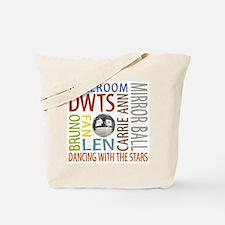 DWTS Fan Tote Bag
