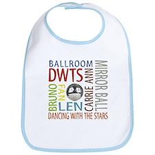DWTS Fan Bib