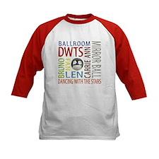 DWTS Fan Kids Baseball Jersey