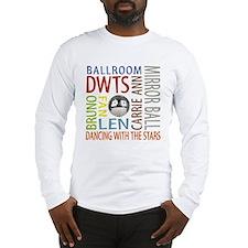 DWTS Fan Long Sleeve T-Shirt