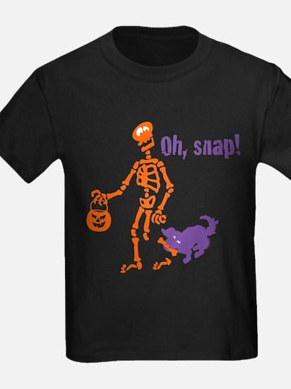 Oh, Snap Skeleton T