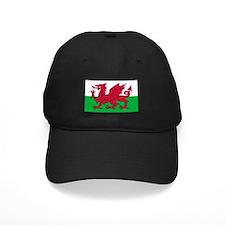 Welsh Flag Baseball Hat