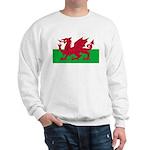 Welsh Flag Sweatshirt