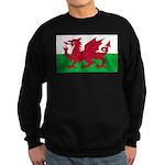 Welsh Flag Sweatshirt (dark)