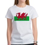 Welsh Flag Women's T-Shirt