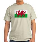 Welsh Flag Light T-Shirt