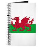 Welsh Flag Journal