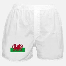 Welsh Flag Boxer Shorts