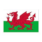 Welsh Flag Mini Poster Print
