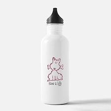 dog & bone Water Bottle