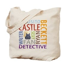 Castle Fan Tote Bag