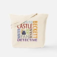 Castle Fan Tote Bag