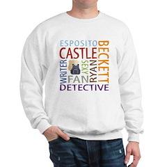 Castle Fan Sweatshirt