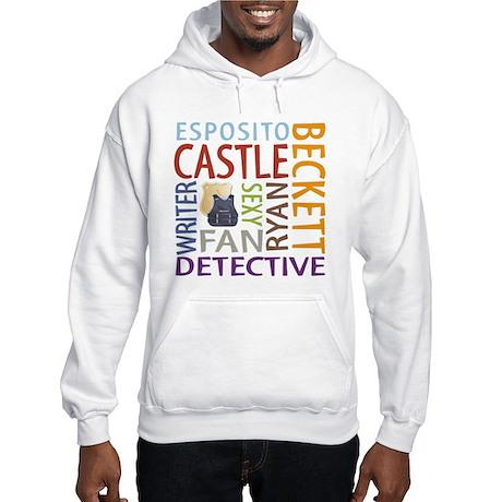 Castle Fan Hooded Sweatshirt